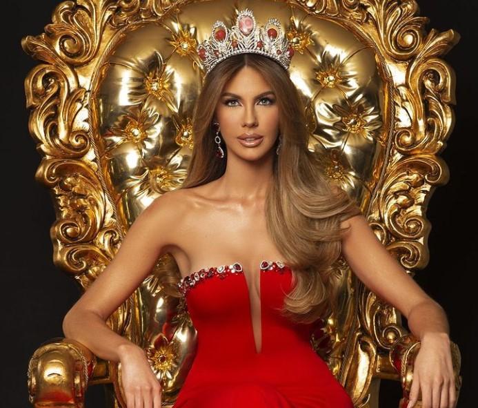 Alina Luz Akselrad Miss Universe