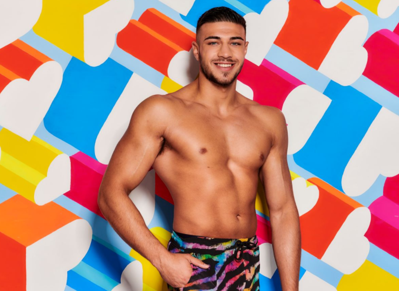Tommy Fury appeared in the fifth season of Love Island