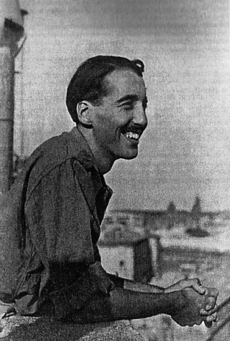 Christopher Lee Military