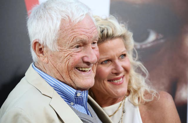 Alley Mills and Orson Bean