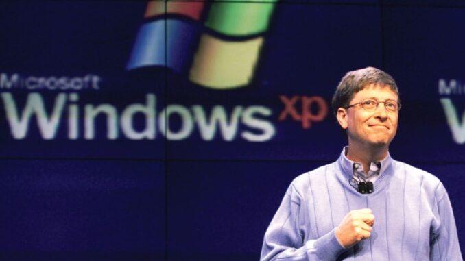 Bill Gates career