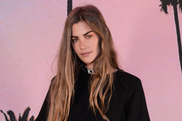 French Model, Clara Berry