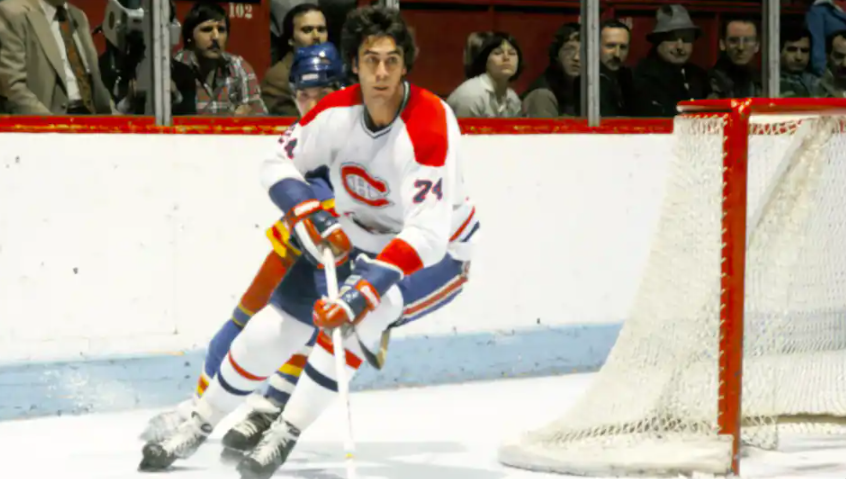 Canadian Former Ice Hockey Defenceman, Gilles Lupien