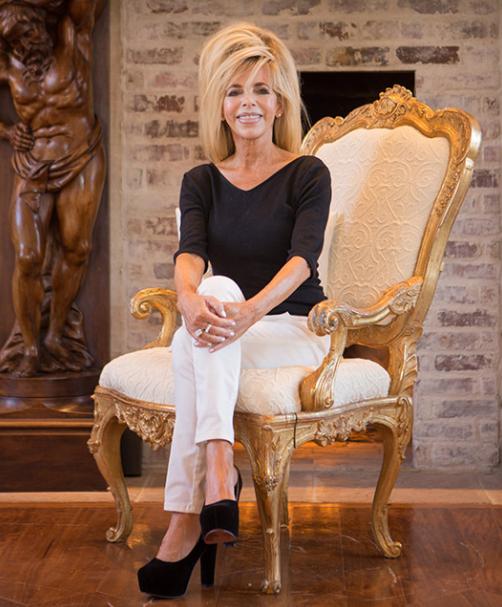 American Author, Gwen Shamblin Lara