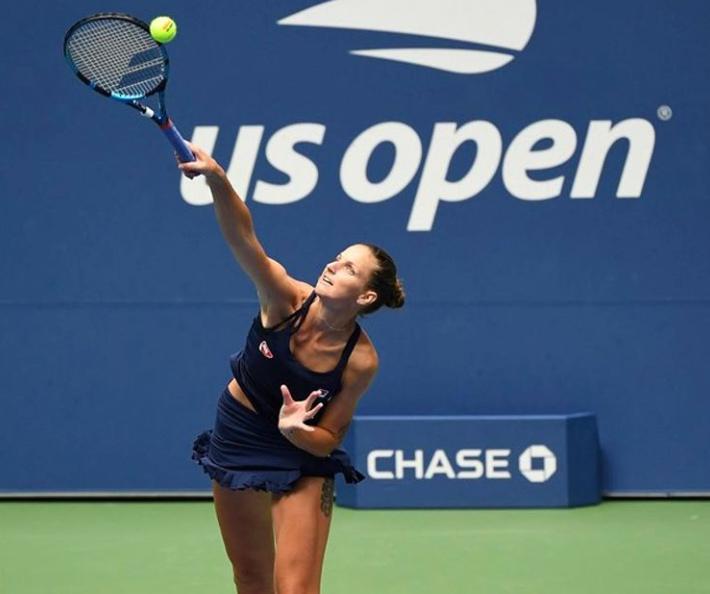 Karolina Pliskova At US Open