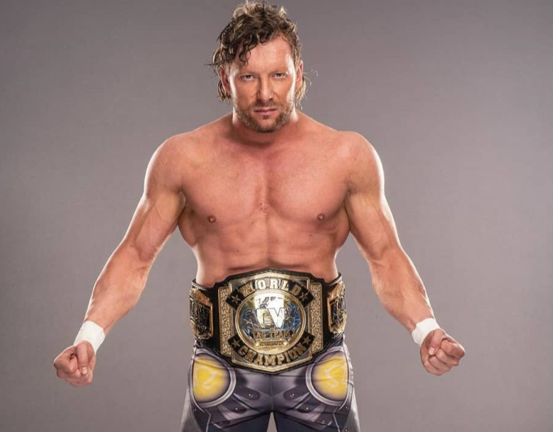 Canadian Professional Wrestler, Kenny Omega