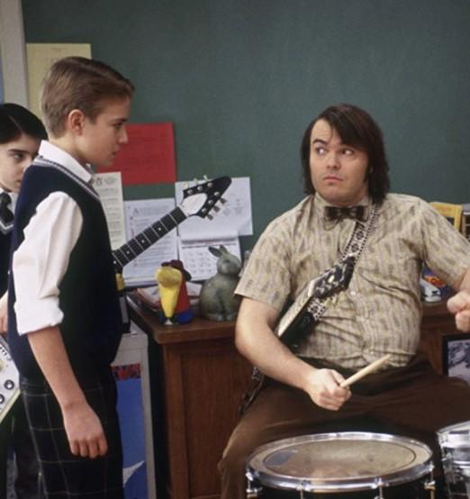 Kevin Clark School of Rock