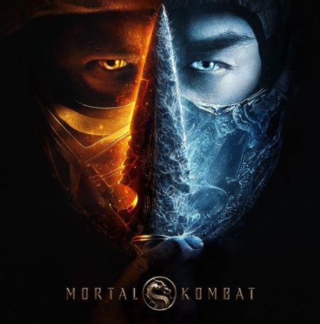 Mortal Kombat Movie Cover