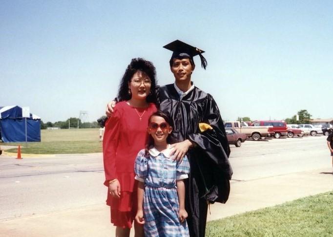 Tiffany Moon parents