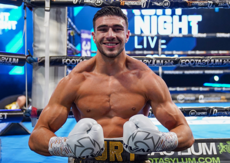 American Boxer, Tommy Fury