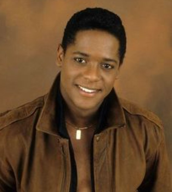 Blair Underwood young