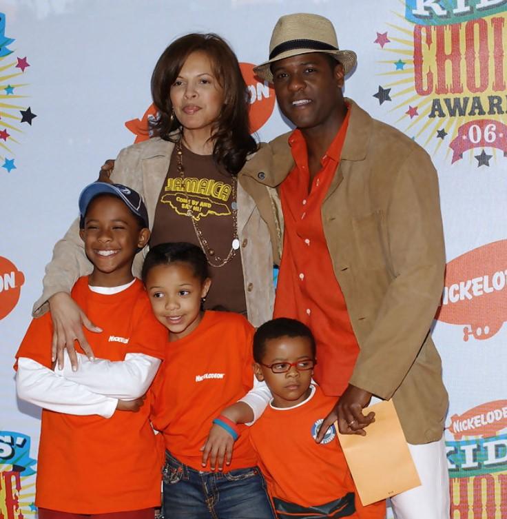 Blair Underwood family
