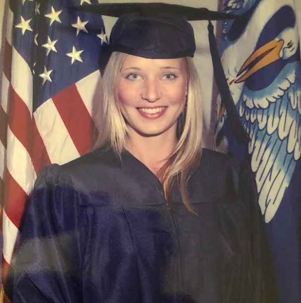 Sanda Smith graduated from Louisiana State University in Baton Rouge for the 2002 school year