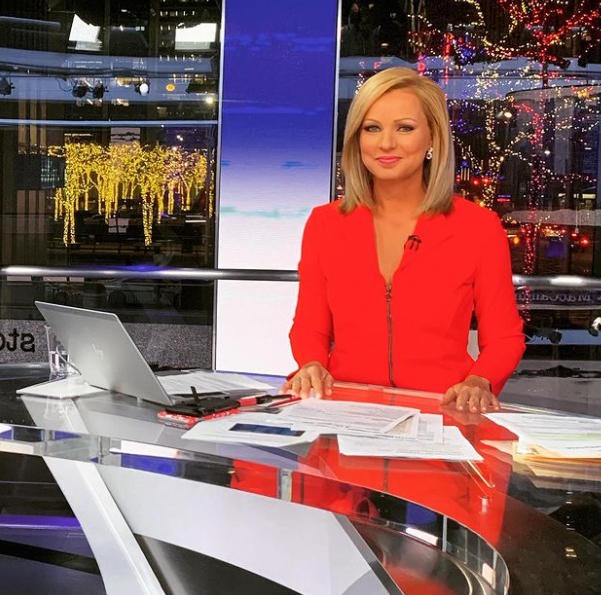 Sandra Smith, American Reporter and Anchor