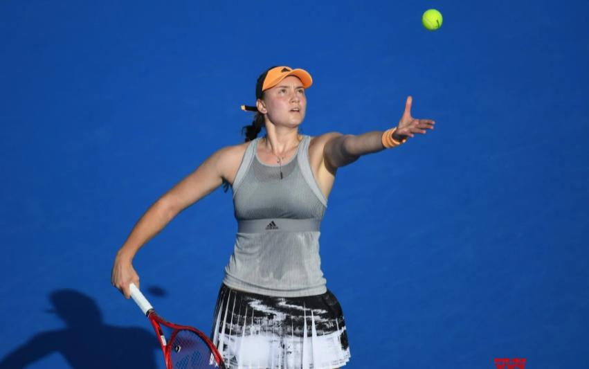 Professional Tennis Player, Elena Rybakina