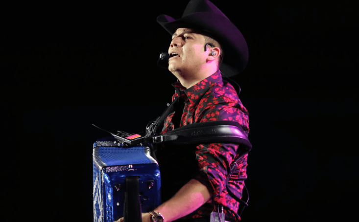 Remmy Valenzuela was nominated for the 'New Artist of the Year' at the Latin American Music Awards of 2015