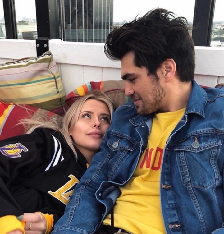 Corinna Kopf boyfriend
