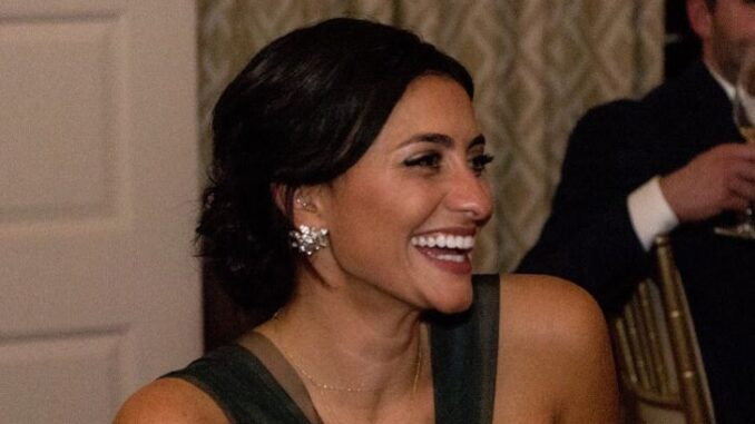 Nikki Bonacorsi smiling and posing for a picture