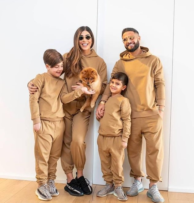 Lorenzo Insigne family