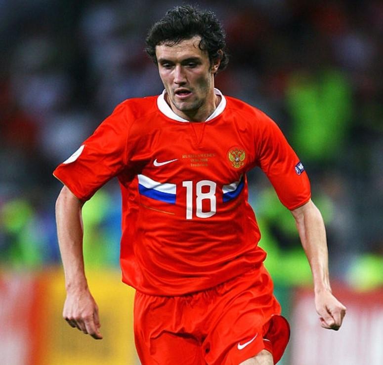Yuri Zhirkov Russia