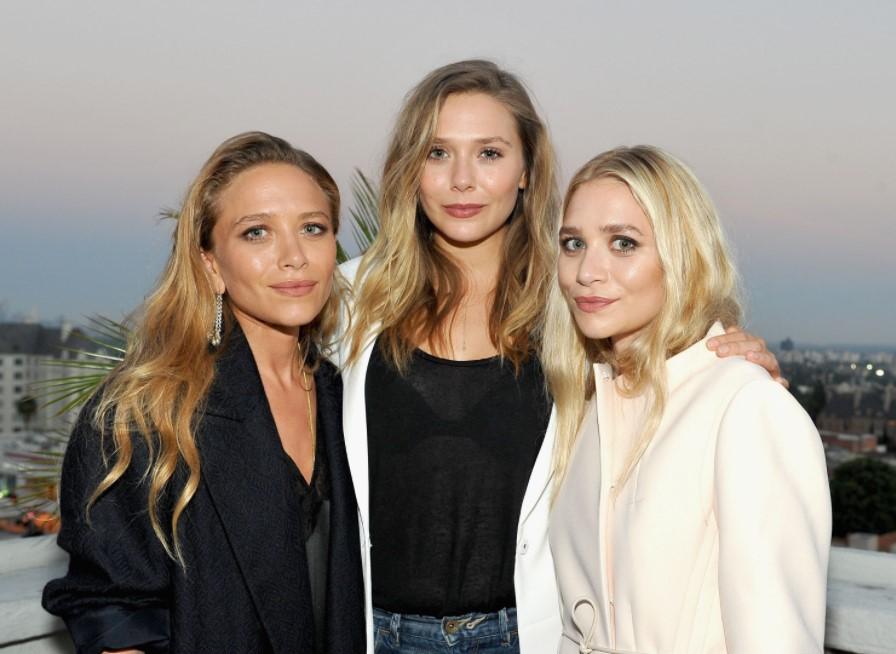 Elizabeth Olsen siblings