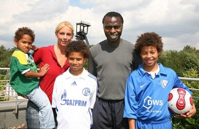 Leroy Sane Family