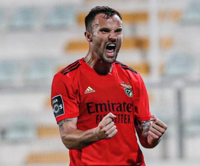 Swiss Professional Footballer, Haris Seferovic