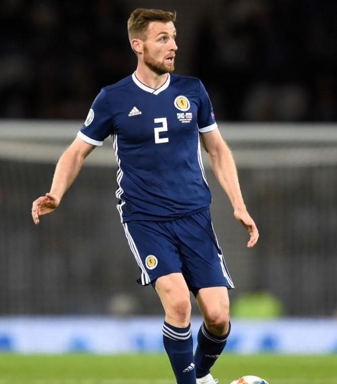 Stephen O'Donnell Scotland