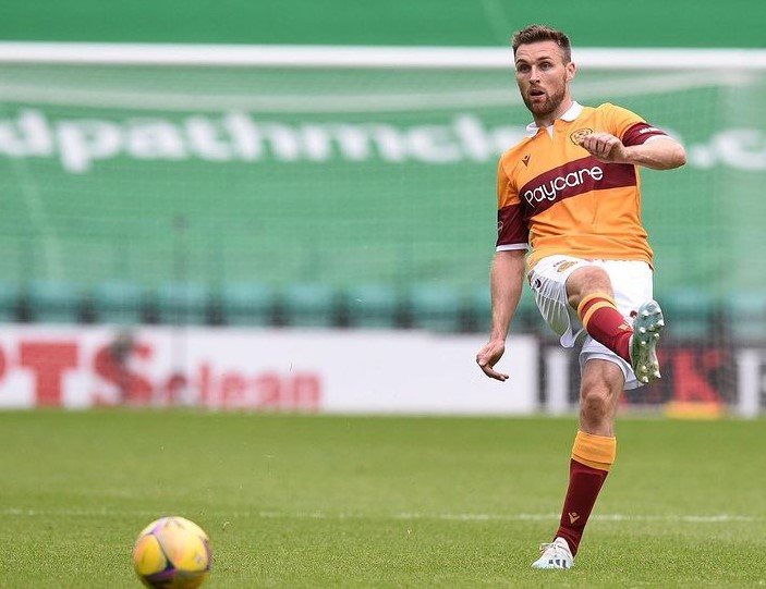 Stephen O'Donnell Motherwell