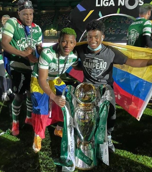 Gonzalo Plata Sporting CP