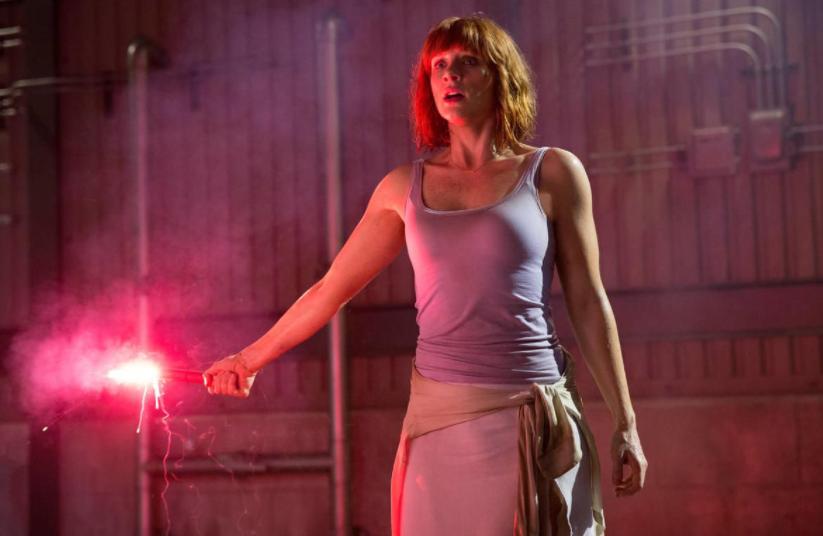 Bryce Dallas Howard stars in 'Jurassic World'