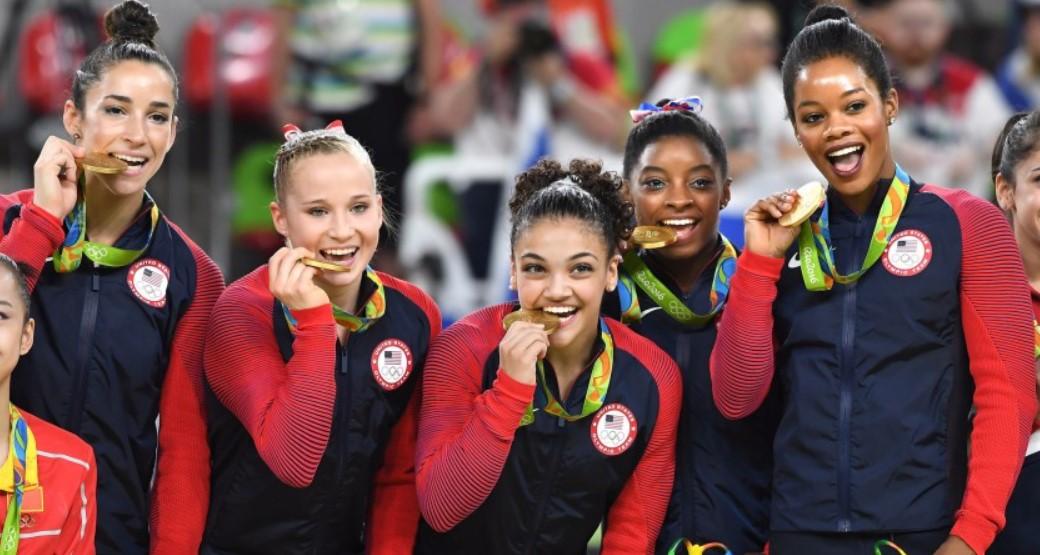 Gabby Douglas Team US