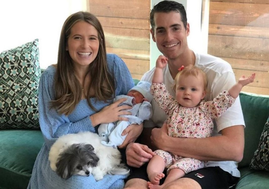 John Isner family