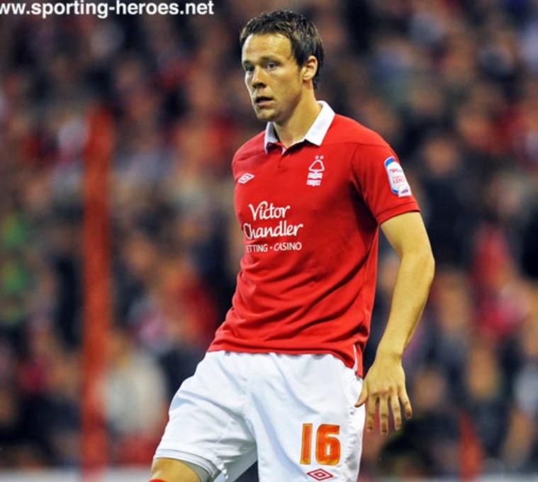 Chris Gunter Nottingham Forest