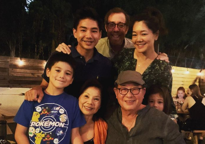 Jeffrey Kung Family