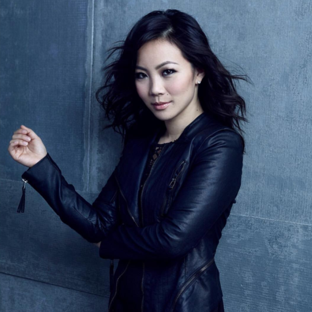 Chinese-American Actress