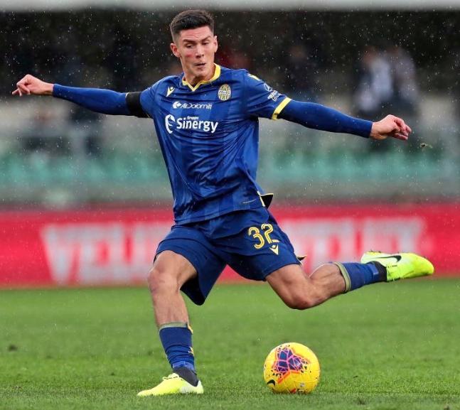 Professional Italian Footballer, Matteo Pessina