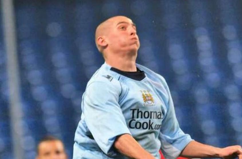 Robert Mak Manchester City