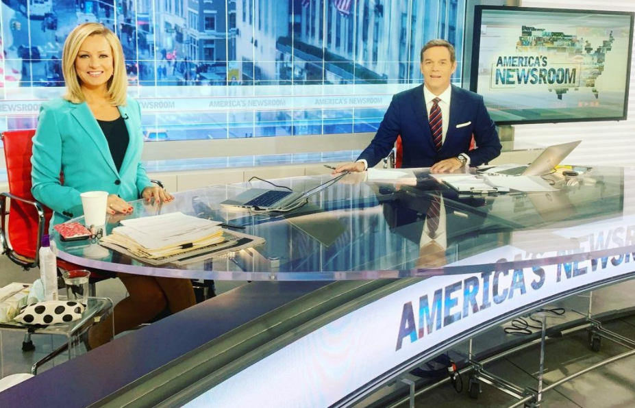 Sandra Smith is currently serving as co-anchor of 'America Reports' on the Fox News Channel (FNC)