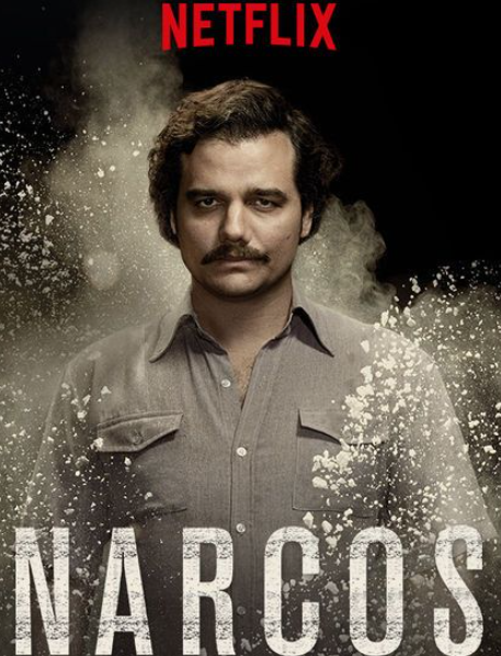 Wagner Moura played the lead role of Pablo Escobar in the Netflix series 'Narcos'