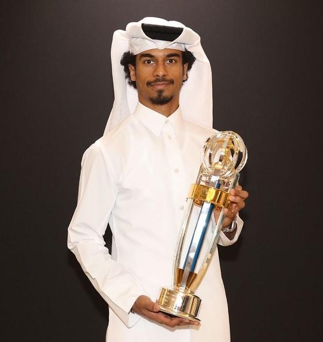 Akram Afif awards