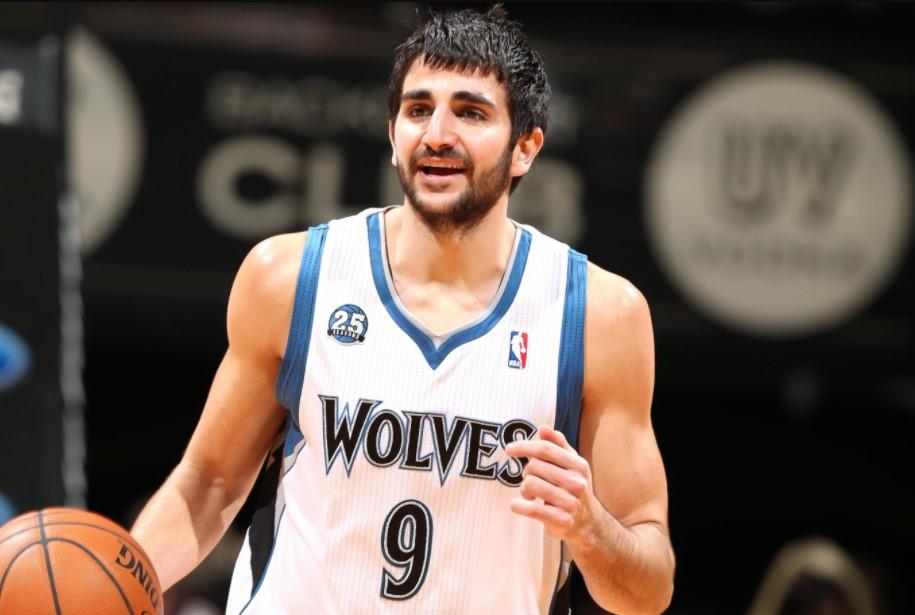 Ricky Rubio Timberwolves