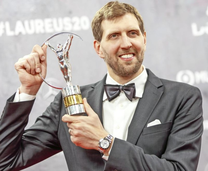 Dirk Nowitzki Awards