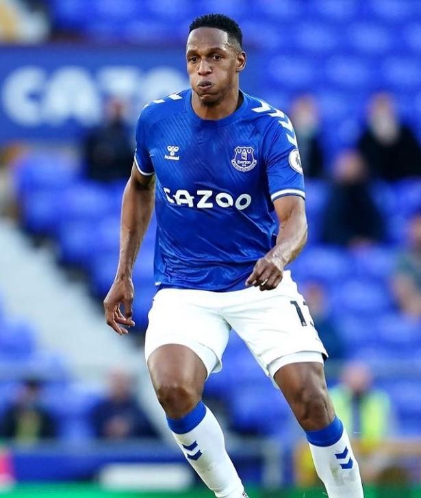 Yerry Mina Everton