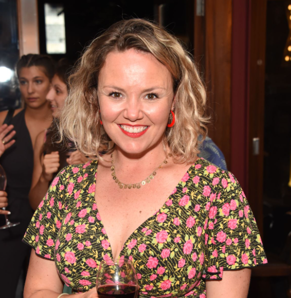Charlie Brooks appeared as Janine Butcher in the BBC soap opera 'EastEnders'