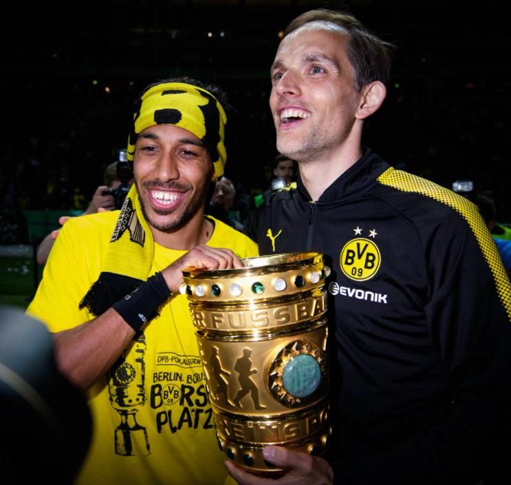 Thomas Tuchel Dortmund
