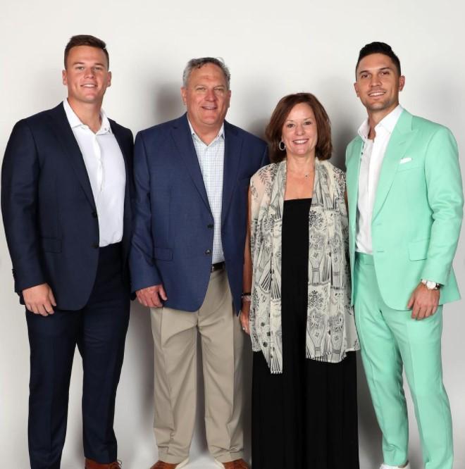 Adam Frazier family