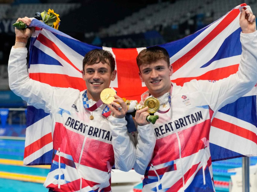 Tom Daley Olympics