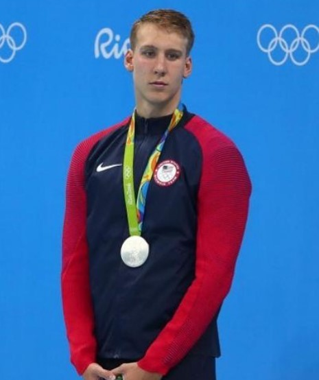 Chase Kalisz medals