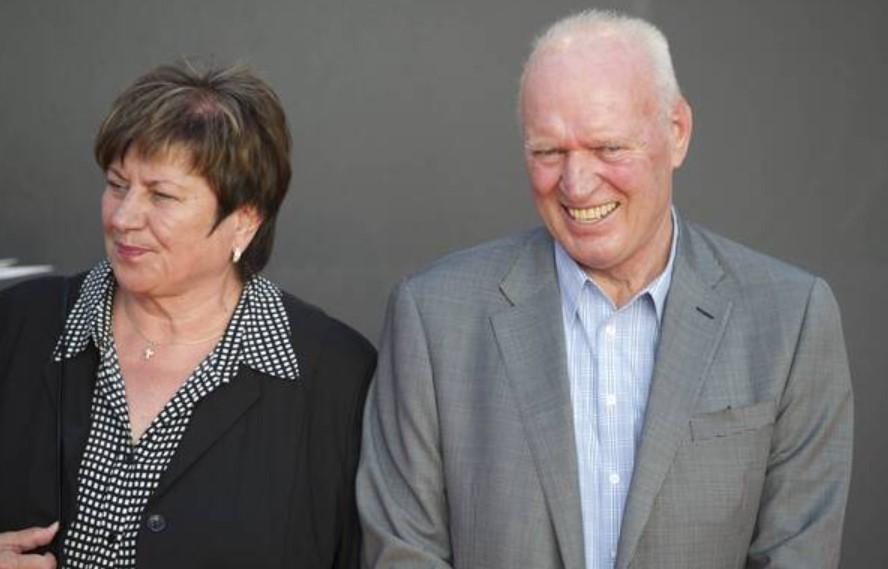 Dirk Nowitzki parents